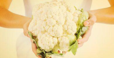 Conoce los múltiples beneficios de la coliflor para tu salud